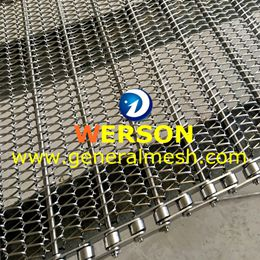 Chain Drive Conveyor Belts