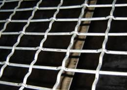 crimped wire mesh for coal factory